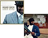 Liquid Spirit - Nat King Cole & Me - Gregory Porter 2 CD Album Bundling