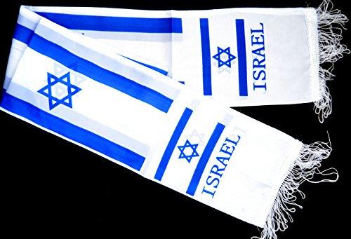 Souvenir Israel Scarf Israeli Gift made