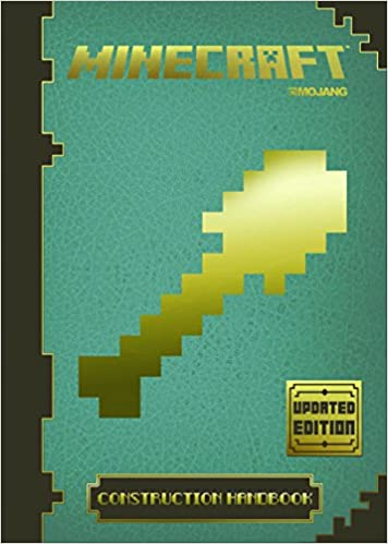 Minecraft Construction Handbook Updated Edition Amazonde Mojang - Minecraft master builders deutsch spielen