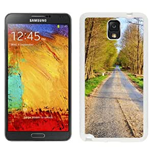 Forest (2) Hard Plastic Samsung Galaxy Note 3 Protective Phone Case