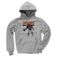 500 LEVEL's Ickey Woods Hoodie - Vintage Cincinnati Football Fan Gear - Ickey Woods Touchdown Dance Cincinnati