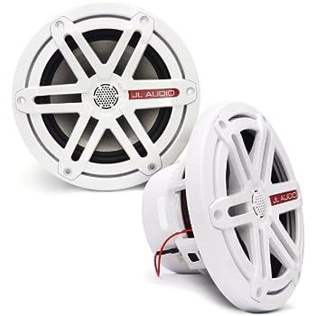 "Amazon.com: MX650-CCX-SG-WH - JL Audio 6.5"" 2-Way Marine"