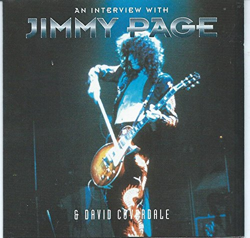 Jimmy Page And David Coverdale-An Interview With Jimmy Page-CD-FLAC-1997-FORSAKEN Download