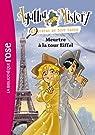 Agatha Mistery, tome 5 : Meurtre à la tour Eiffel par Stevenson