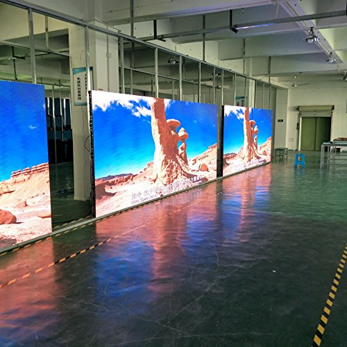olor LED Screen,LED Video Wall.LED Stage Background LED Display Screen ()