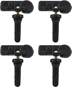 4 TPMS FOR CHEVY GMC CADILLAC BUICK 13516164 315MHZ GM TIRE PRESSURE SENSORS