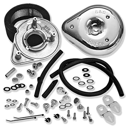 Amazon Com Ss Cycle Air Cleaner Kit