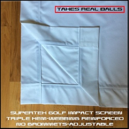 Impact Screen Supertex Seamless Triple hemmed