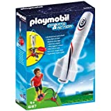 Playmobil 6187 - Razzo Ultraleggero, Multicolore