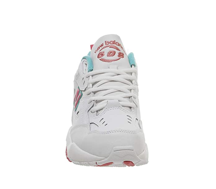 cheap for discount 5a58d 833bc New Balance 608 Trainers White  Amazon.co.uk  Shoes   Bags