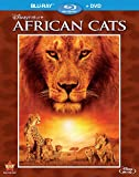 Disneynature: African Cats [Blu-ray + DVD] (Bilingual)