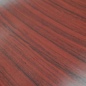 Amazon Com Mahogany Wood Grain Film Vinyl Sheet Roll Wrap