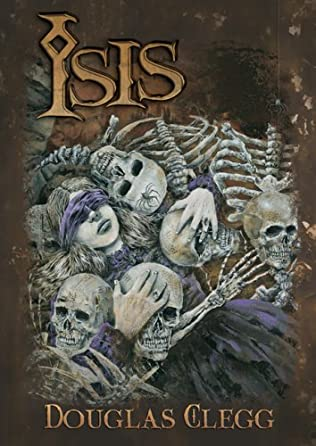 book cover of Isis