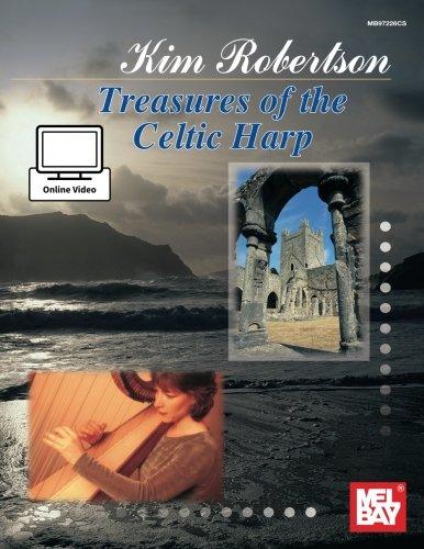 Kim Robertson - Treasures of the Celtic Harp