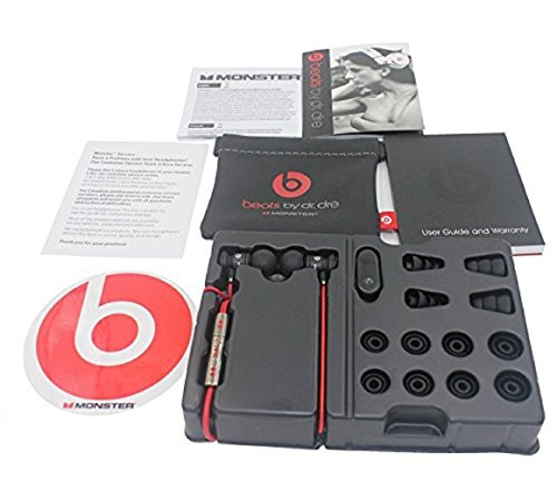 Beats-By-Dr-Dre-In-Ear-Head-Phones-Stereo-Headset-for-HTC-Black