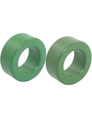 SeaStart 36 mm Diametro Esterno Verde Nucleo in ferrite toroide Bobine di induttore di Ferro