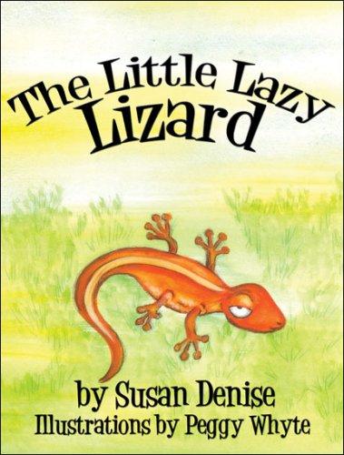 Read Online The Little Lazy Lizard pdf