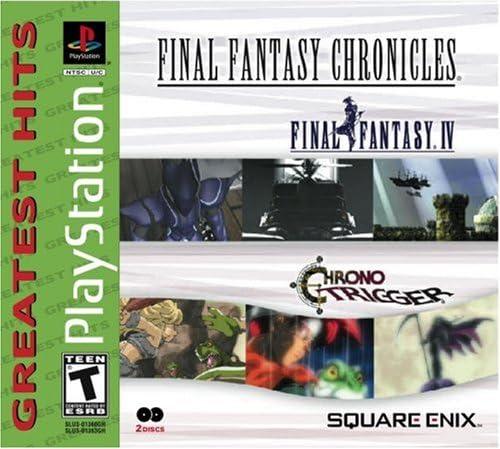 Final Fantasy Chronicles: Amazon.es: Videojuegos