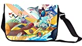Siawasey Anime Free! Eternal Summer Iwatobi Swim Club Messenger Bag Backpack Shoulder Bag