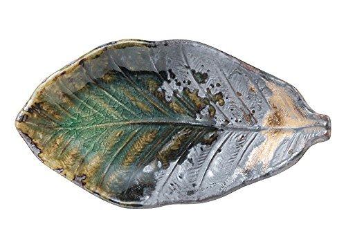 Banko Yaki Iga Kinsai 16cm Piatto medio Ceramic Originale Japón watou.asia