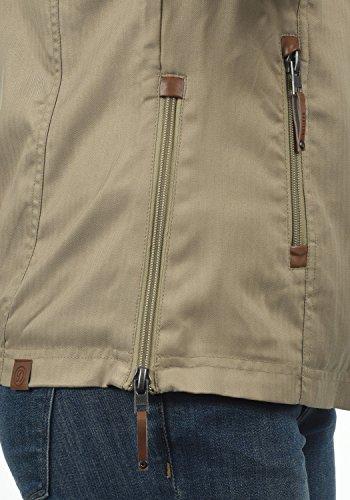 Hood Windbreaker with Dune Outdoor Berenike Women's Raincoat Desires Jacket 5409 8n068