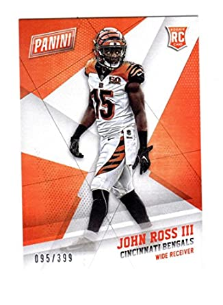 c4d21c50 Amazon.com: 2017 Panini Black Friday John Ross III #75 NM Near Mint ...