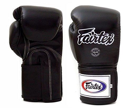 ng Gloves BGV5 Solid Black (Black, 16 oz) ()