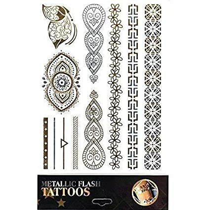 Tattoo Adhesivo Tatuaje de la Piel Adhesivo Cuerpo Tatuaje de una ...