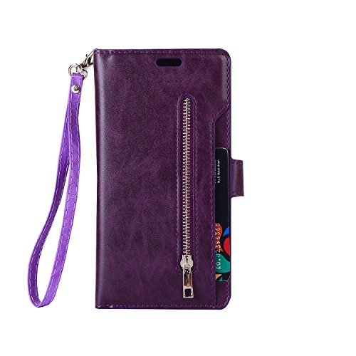 Amazon.com: Funda para Galaxy Note 8 de SUPZY de piel [9 ...