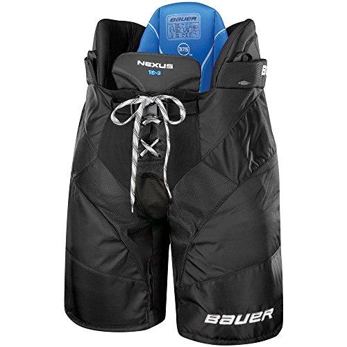 bauer-nexus-1n-ice-hockey-pants-junior-small-black