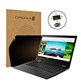 Celicious Privacy Plus 4-Way Anti-Spy Filter Screen Protector Film Compatible with Lenovo ThinkPad X1 Yoga 3rd Gen (with IR)