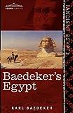 Baedeker's Egypt, Karl Baedeker, 1616405384