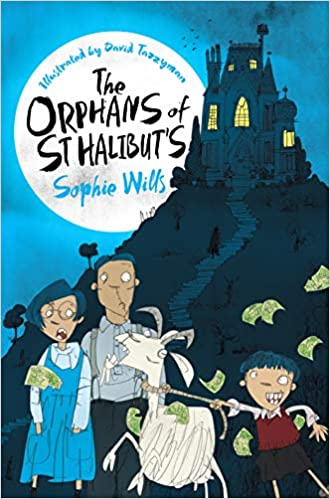 The Orphans of St Halibut's: 9781529013375: Amazon.com: Books