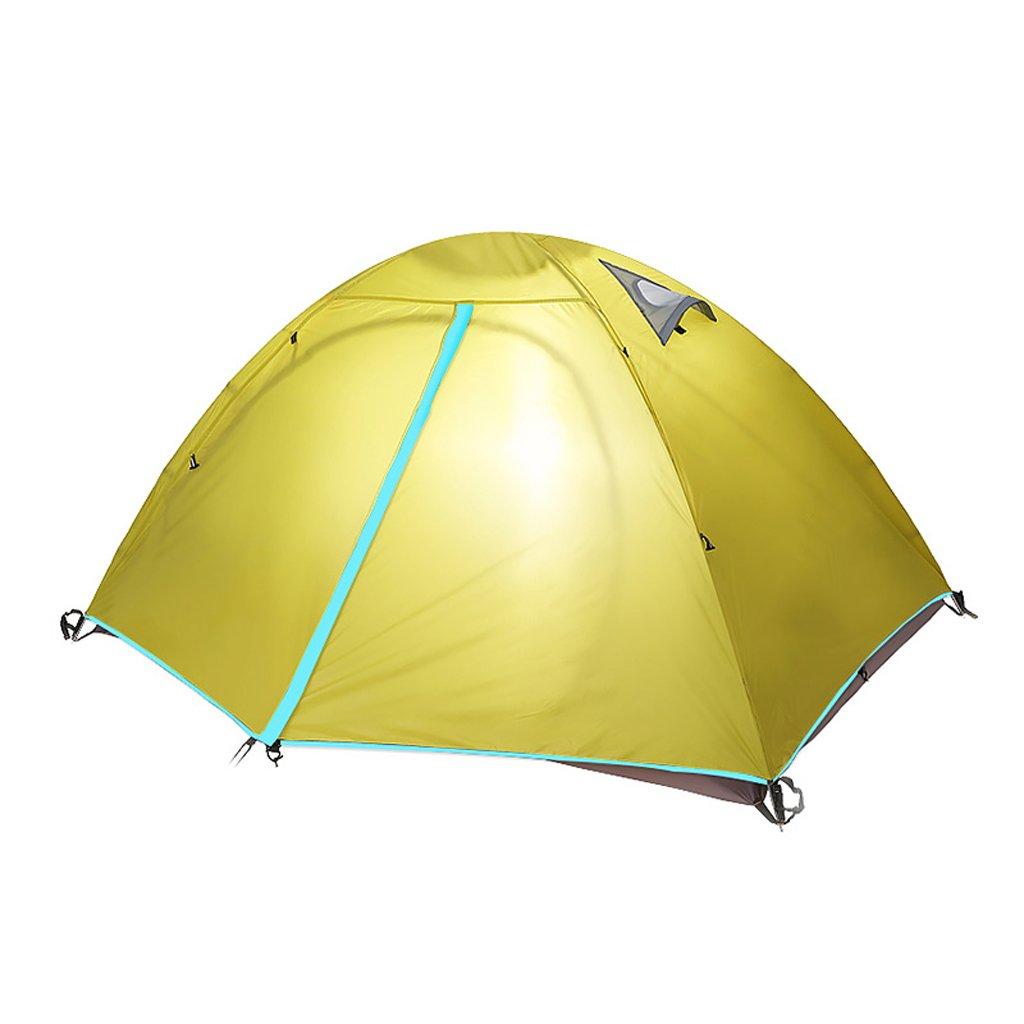 Deng Outdoor-Reise Einzelzelt Campingplatz Zelt