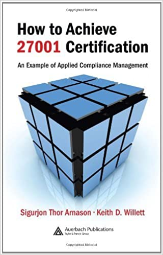 Amazon how to achieve 27001 certification an example of amazon how to achieve 27001 certification an example of applied compliance management ebook sigurjon thor arnason keith d willett kindle store fandeluxe Choice Image