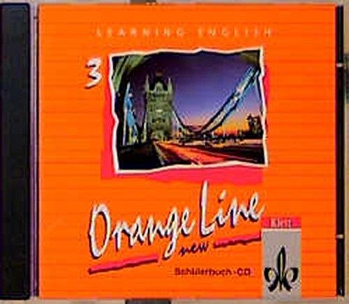 Learning English, Orange Line New Tl. 3 (Grundkurs u. Erweiterung). 1 Audio-CD zum Schülerbuch.