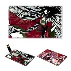Xxxholic Anime Comic Game ACG Customized USB Flash Drive 16GB