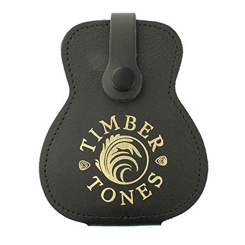 Timber Tones Custodia di pelle per plettri