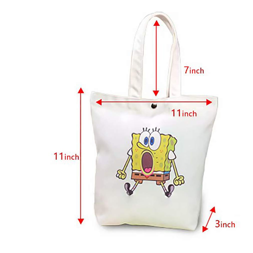 Women's Canvas Tote Handbags Shapes inColors Simple al Coat of Arms Symbol Blue Geen Red Casual Top Handle Bag Crossbody Shoulder Bag Purse W11xH11xD3 INCH by Auraisehome (Image #2)