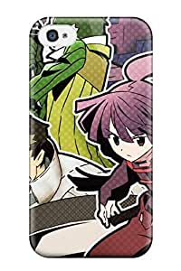 4182177K94395888 New Style Tpu 5/5S Protective Case Cover/ Iphone Case - Log Horizon