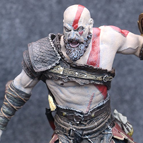 Toy  Play  Fun  Neca Game God Of War 4 Kratos 9  20Cm Pvc Action Figure Collectible Model Toys For Gift  Children  Kids  Game