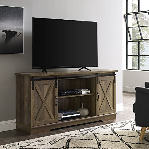 WE Furniture AZ58SBDRO TV Stand, 58