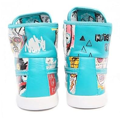 Top Down J07841 Designer Basquiat Gr39 Sneaker Reebok Schuhe IDW9EH2