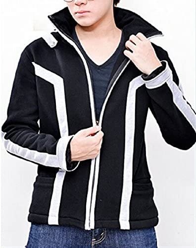 Amazon.com: gk-o Sword Art Online Kirito traje de chamarra ...
