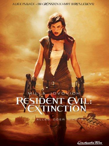 Resident Evil: Extinction Film