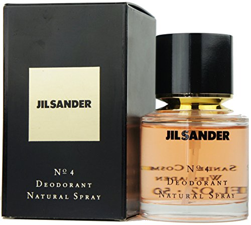 Jil Sander - No.4 Women Deodorant Natural Spray 1.7 Fl. Oz