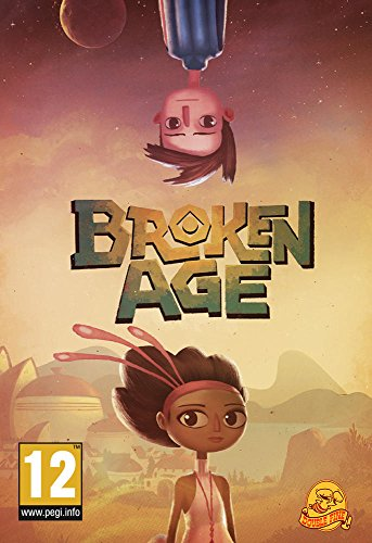 Broken Age - PC (UK Import) (Broken Age Pc Game)