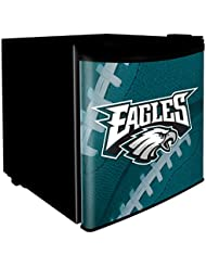 Philadelphia Eagles 1.7 Cubic Foot Dorm Size Fridge