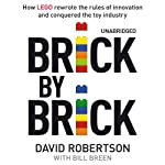 Brick by Brick | David Robertson,Bill Breen