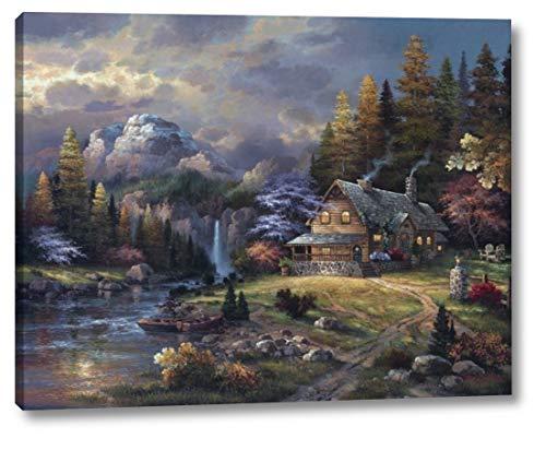 Mountain Hideaway by James Lee - 26